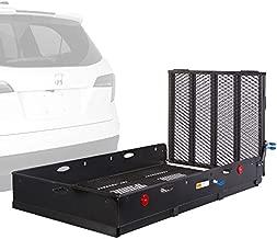 Apex UC500-XL Steel Basket Folding Cargo Carrier