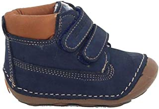 Polaris Lacivert Erkek Bebe Hakikideri Fullortopedik Ayakkabı 508620