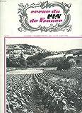 REVUE DU VIN DE FRANCE N°279, JUIN-AOÛT 1980. ENTRE AMOUREUX DE LA QUALITE/ LE VIN FAIT SON ENTREE DANS LA MAISON DE LA CULTURE/ L'INVENTAIRE DE LA CAVE, A BOIRE , A CONSERVER ?/ MONBAZILLAC ILLUSTRE MAIS OUBLIE / LE ROSE DES RICEYS / ...