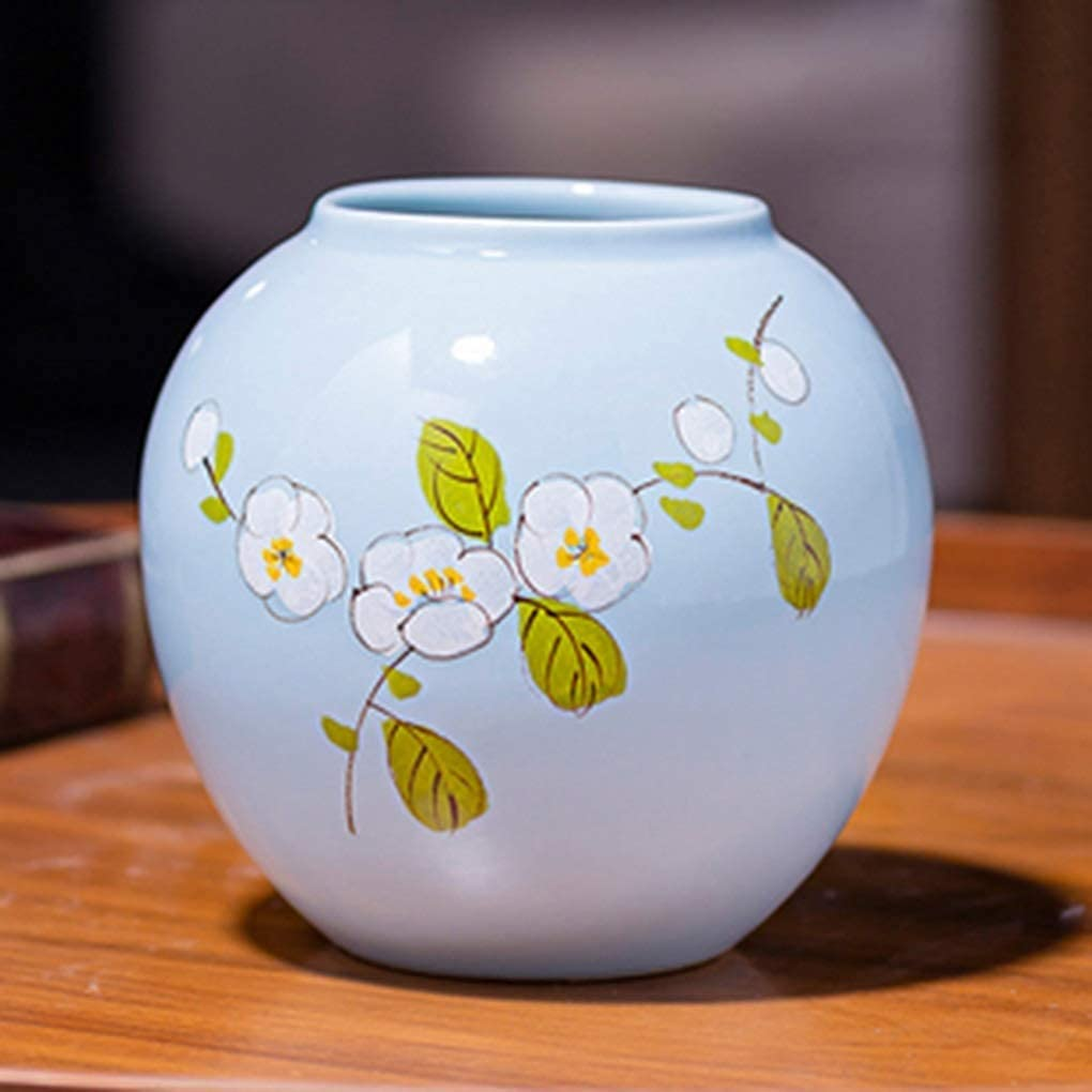 Flower Vase Outlet SALE New Chinese Style Dining Home Decorati Ceramic Table Dedication