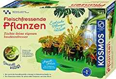 KOSMOS 632137 Fleischfressende Pflanzen, Insektenfresser