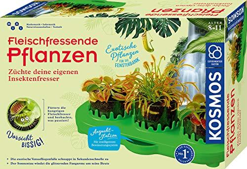 Kosmos KOSMOS 632137 Fleischfressende Pflanzen, Insektenfresser Bild