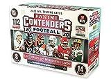2020 Panini Contenders NFL Football MEGA box (14 pks/bx)
