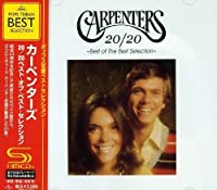 20/20 Best Of The Best Selection by CARPENTERS (2009-09-09)