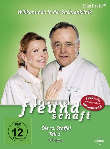 In aller Freundschaft - Staffel 12, Teil 2 (5 DVDs)