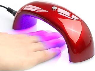 Lámpara De Uñas 2pcs Hogar Mini Usb Portátil 9w 100-240v Uv Led Lámpara De Manicura Gel Secador De Uñas Mini Eco Amigable Máquina De Uñas De Energía