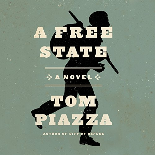 A Free State audiobook cover art