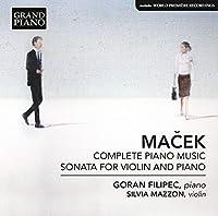 Macek: Piano Music
