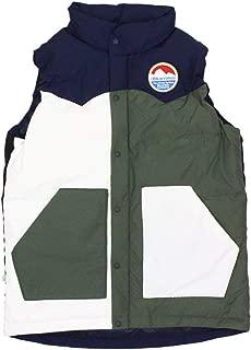 [カリマー] ダウンベスト eday down vest メンズ