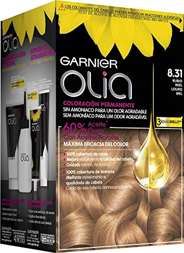 OLIA Honig blonde Coloration Permanente 8.31