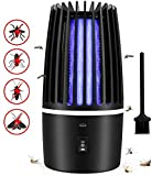 ASSCA Mosquito Killer Lamp, Waterproof UV Insect Killer 360˚ killing, Portable Electric Fly
