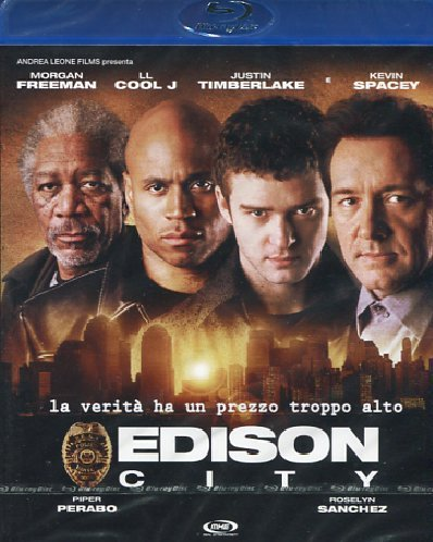 Edison ( 2005 ) [ NON-USA FORMAT, Blu-Ray, Reg.B Import - Italy ]