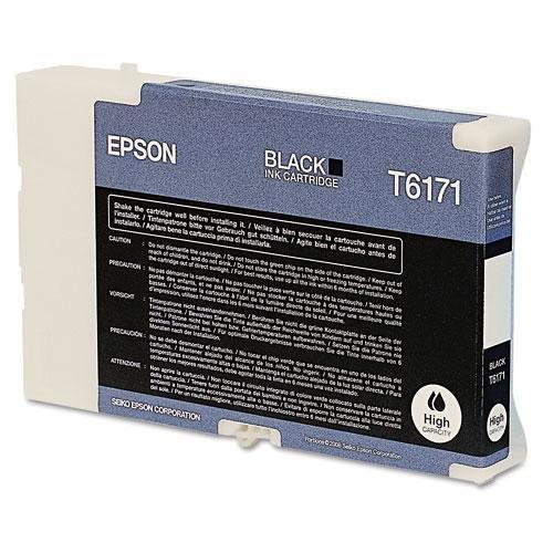 Epson epst617100Epson BR B-510DN–1-HI YLD cartucho de impresión, color negro