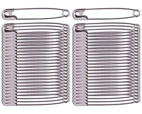 Spille Da Balia, 45 MM Sicurezza Pin Per Abbigliamento Crafting E Fai Da Te (50 Pezzi)