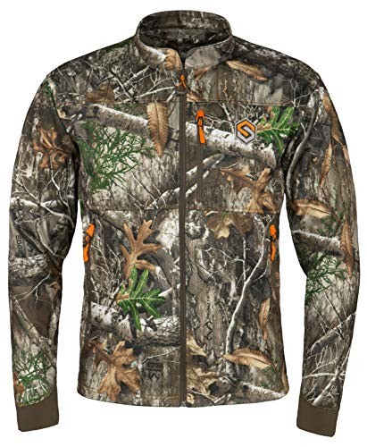 ScentLok Savanna Men's Crosshair Jacket, Realtree Edge, XL