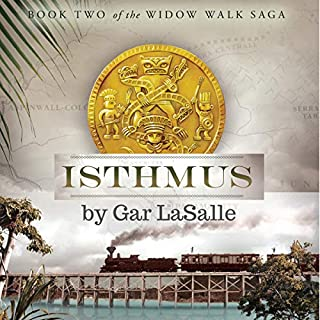 Isthmus  audiobook cover art