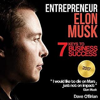 Entrepreneur: Elon Musk audiobook cover art