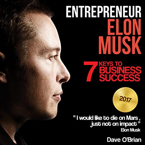 Entrepreneur: Elon Musk audiobook cover art