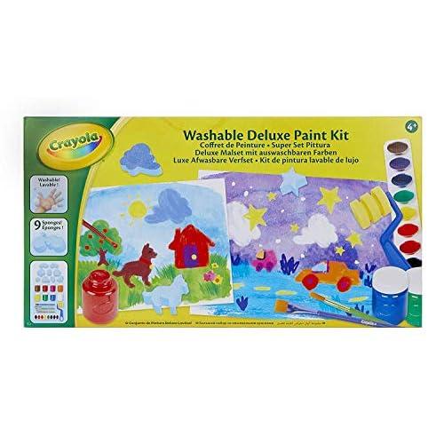 Crayola - 54-9039-E-000 - Kit di Svago Creativo - Pittura Mallette - Aggiornamento