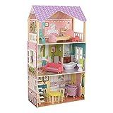 KidKraft Casa de muñecas de madera de amapola