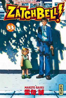 Zatchbell !, Tome 33 :
