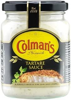 Colman's of Norwich Tartare Sauce 6 x 250ml