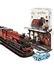 CubicFun Puzzle 3D Harry Potter Maquetas para Montar Rompecabezas 3D Maquetas para Construir Adultos Regalo Puzzles 3D para Niños Adultos