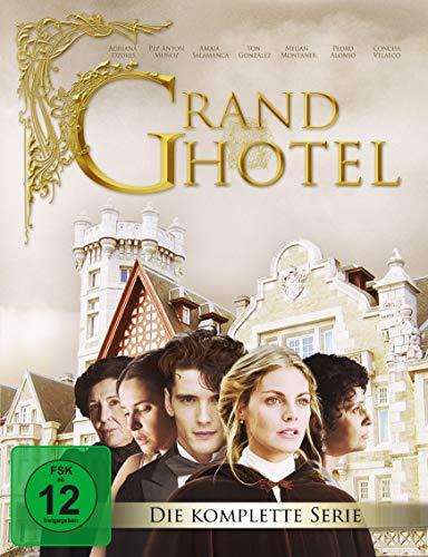 Grand Hotel - Die komplette Serie (20 Discs)