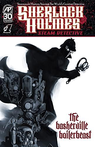 Sherlock Holmes: Steam Detective - The Baskerville Boilerbeast #1 (English Edition)