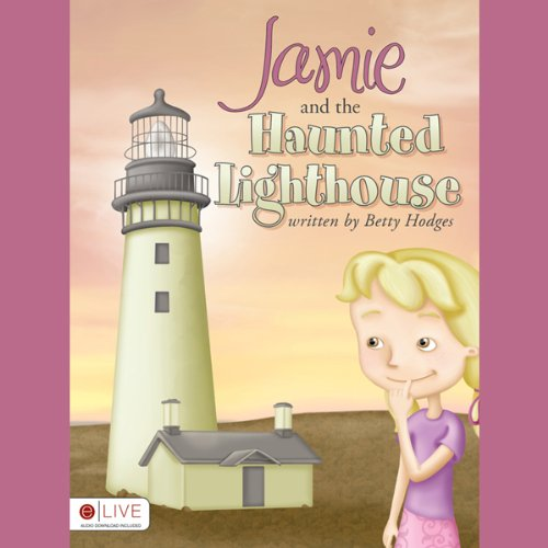 Jamie and the Haunted Lighthouse audiobook cover art