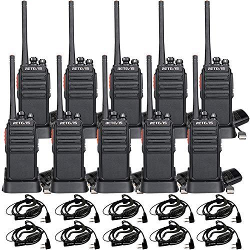 Retevis H-777S restaurant walkie talkie
