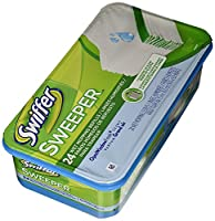 Swiffer Sweeper Wet Mopping Cloth Refill Open Window Fresh スウィーパースイーパーウェットモップクロスリフィルオープンウィンドウフレッシュ24枚 [並行輸入品]