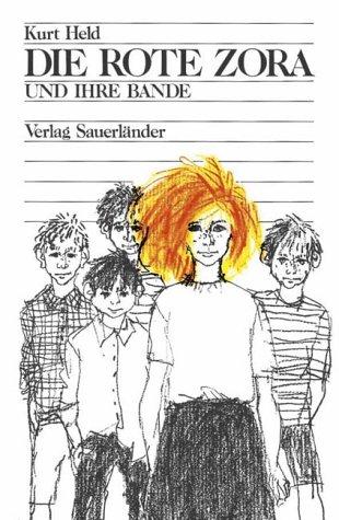 Die rote Zora und ihre Bande (gebunden)