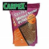 Carpex 0,75kg 4mm Method Feeder Pellets Feederfutter Additive Futterzusatz Hallibut