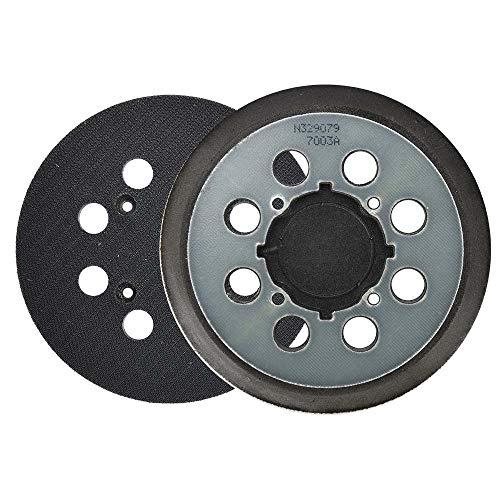 Superior Pads and Abrasives RSP54 Aftermarket 5 Dia 8 Vacuum Holes Hook & Loop Sanding Pad Replaces Dewalt N329079 -Pack of 2