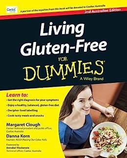 Living Gluten-Free For Dummies - Australia by [Margaret Clough, Danna Korn]