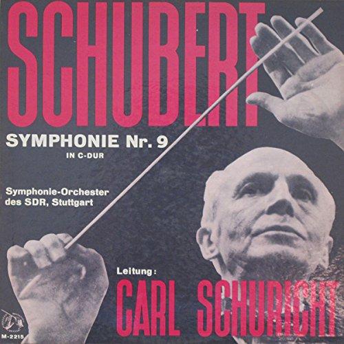 Franz Schubert , Carl Schuricht - Symphonie Nr. 9 In C-dur - Musical Masterpiece Society - MMS-2215