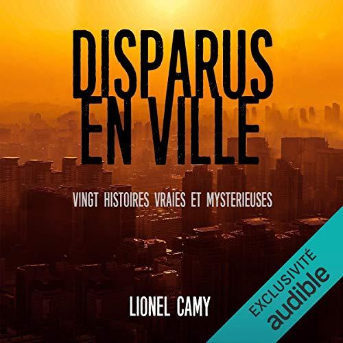Disparus en ville cover art