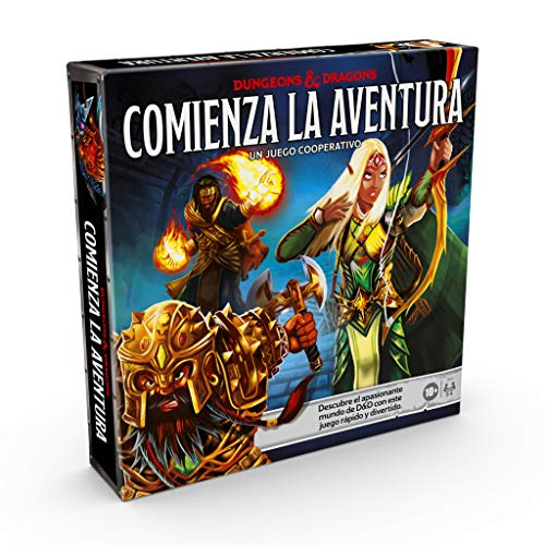 Dungeons & Dragons Comienza la Aventura, Color (E9418105)