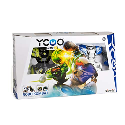 Ycoo Robo Kombat Pack Duplo Giocattolo (Silverlit Toys Manufactory Ltd 120621)