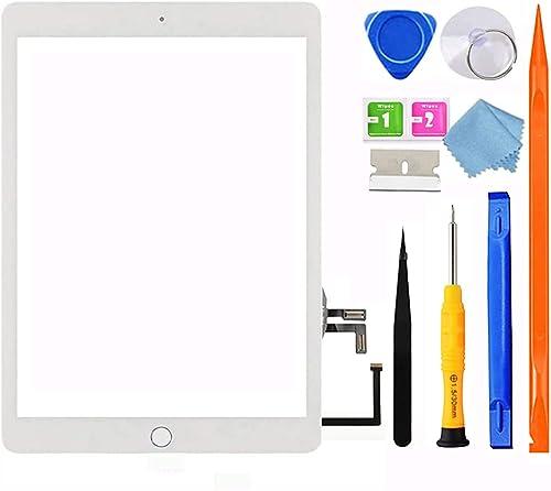 """GoodFixer Digitizer Écran Tactile de Rechange pour iPad 5 5e génération numériseur 2017 9.7"""", pour la 5ème génération..."""