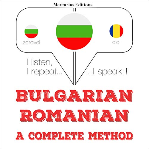 Bulgarian - Romanian. A complete method cover art