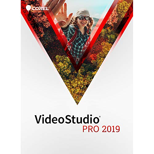VideoStudio Pro 2019 - Video Editing Suite [PC Download]