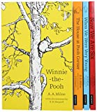 Winnie-the-Pooh Classic Collection: Classic Collection / Now We Are Six / When We Were Very Young / The House at Pooh Corner / Winnie-the-Pooh (Character Classics)