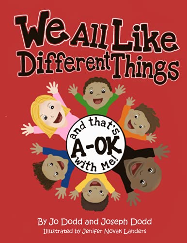 We All Like Different Things and That's A-OK With Me!