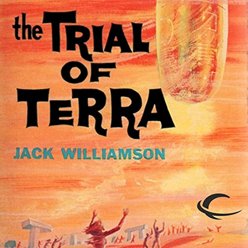 The Trial of Terra audiobook cover art