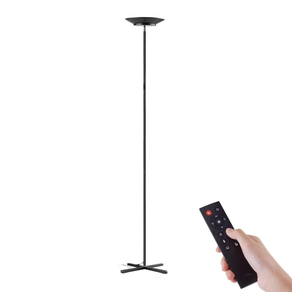 Joly Joy Torchiere Dimmable Standing