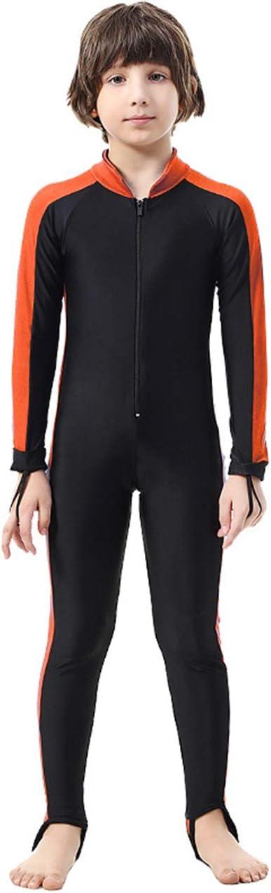 Labelar Kids Sunsuit Long Discount is also underway Sleeve Swimwear One-Piece Swi Oakland Mall Bodysuit