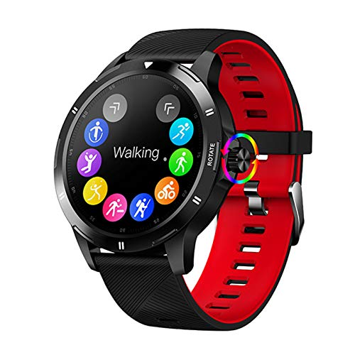 ZGNB 2021 K15 Sports Smart Watch Men's Bluetooth GPS Smarth Watch Correa Intercambiable para Android iOS,E