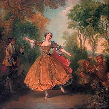 """Paquita, Act II, Scene II, 8.4: """"Girl's Harp Variation from the Ballet La Camargo"""""""